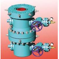 Buy cheap Casting Head Wellhead Equipment CE and ISO9001 Certificate for Oil / Gas / Fluid product