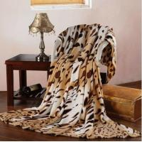 Buy cheap Fleece Cartoon Print Micro Fiber Blanket 100 Polyester , Personalized Picture Blankets product