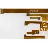 3 Mil 1.6MM OSP Single Layer FPC PCB With Yellow Film Outline Tolerance