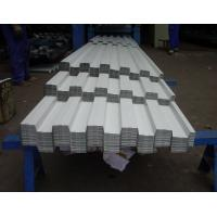 Buy cheap Galvanized Corrugated Steel Sheet for Building Outside Decoration product