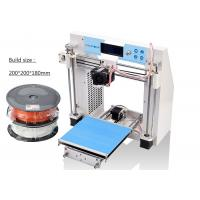 Buy cheap High Accuracy CNC Desktop 3D Printer Self Assembly Metal Frame Auto Leveling product