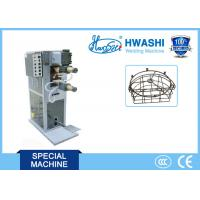 Buy cheap Pedal Foot Operated Spot Welder 20 Years Experience for Iron Wire Products product