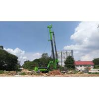 Buy cheap TYSIM KR285C Piling Rig Machine for Foundation Construction , Bored Hole Machinery Max Torque 285kN.m product