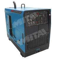 Buy cheap 500A DC Multi Process Engine Driven Heavy Duty ARC Welding Machine product