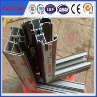 Buy cheap Casement aluminum extrusion windows and doors for office building product