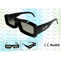 Buy cheap REALD Cinema and Home TVs Circular polarized 3D glasses product