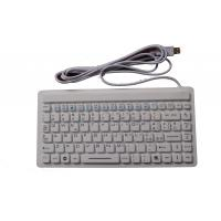 Buy cheap SGS test passed antimicrobial medical healthcare application keyboard with 88 keys product