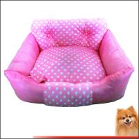 Buy cheap small pet bed Oxford And Polyester Pet Beds China Factory product