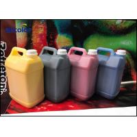 Quality 1000ml 5L Konica Minolta Ink 512/1024 For Allwin Flora Liyu Solvent Printers for sale