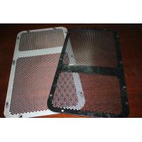 Quality Stainless Steel Perforated Metal Sheet Plate With Hexagon Holes 0.8mm - 10mm for sale