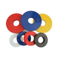 Buy cheap Steel Fractional Plates Weightlifting , Barbell Weight Plates Various Color product