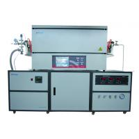 Buy cheap 1700℃ Laboratory Sentering Tube Furnace FGL Tubular Gradient Furnace With Multi Temperature Zones product