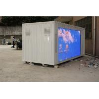 Buy cheap DIP P10 Full Color Truck Mobile Commercial LED Screen Display 6500 cd/㎡ product