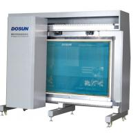 Buy Textile Flatbed Laser Engraver Machine , UV Digital Flat Laser Engraving System at wholesale prices