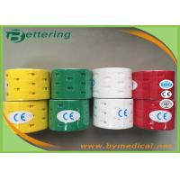 Buy cheap Water Resistant Kinesiology Tape Therapy For Back Pain / Physio Strain Injury Support from wholesalers
