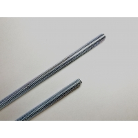Buy cheap All Threaded Rod 3/8-16*1000Zinc Plated Carbon Steel 2M ASME GR2 product