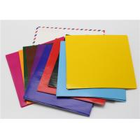 Buy cheap SGS Standard Gumming Sheet A4 Size , Matt DIY Pre Cut Tissue Paper Squares product