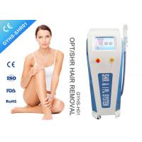 Quality OPT IPL Gentle  Laser Hair Removal Device 8 * 40mm Sapphire Multifunctional for sale