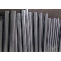 Buy cheap Stainless Steel Mesh Filters With 10S Profile Wire / 75 Micron Wire Wrapped Screen product