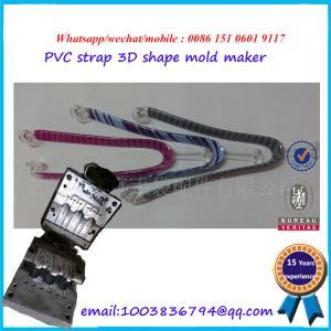 Buy cheap Aluminium / Steel Strap Mould 90-100 HRC Hardness PVC Shoe Mold product