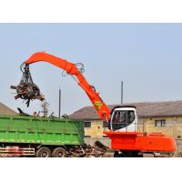 Quality Large and super large hydraulic excavator / Mini electric-powered hydraulic material handler for sale