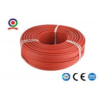 Buy cheap Double Insulated Dc Cable For Solar Pv Tinned Annealed Copper Stranded 1500V product