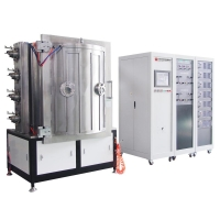Buy cheap Abrasion Resistance Gold Plating, Jewelry & Watch IPG Gold Plating Machine from wholesalers