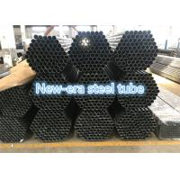 Buy cheap Round Exchanger Seamless Steel Tube , Low Carbon Roll Bar Steel Tubing product