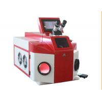 Buy cheap 100W 80J Laser Welding Systems / Laser Soldering Machine For Jewellery product