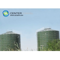 Buy cheap High Capacity Bolted Steel Tanks Consumption Up Flow Anaerobic Sludge Bed product