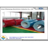 Buy cheap Aluminum Alloy Color Coated Coil 5052 - H32 / H34 For Channel Letters Advertisement product