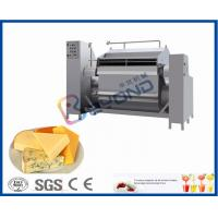 Buy cheap 30TPD Cheese Factory Equipment For Cheese Manufacturing Plant 200 Kg/H - 2000 Kg/H Capacity product