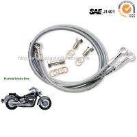 Buy cheap dot approved stainless steel wire braided brake line product
