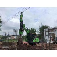 Buy cheap TYSIM KR40A Mini Hydraulic Rotary Drilling Rig Foundation Piling Equipment 40KNm Max Torque  with Max 12m Pile Depth from wholesalers
