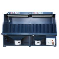 Buy cheap 11KW Power Downdraft Grinding Table Dust Collector product