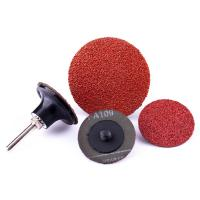 Buy cheap 6 Inch Resin Fiber Sanding Discs Rough Grinding Removing Solder Joints 23000rmp product