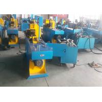 Buy cheap ISO Approval Hydraulic Metal Sheet Cold Bending Machine 195º For Boiler Tubes product