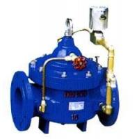 China Electronic Control Oil Pressure Reducing Valve / Water Power Operated Valves on sale