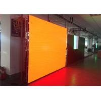 Quality P3.91 5153 IC High Fresh Rate Indoor LED Video Wall Cabinet For Audio Room Display for sale