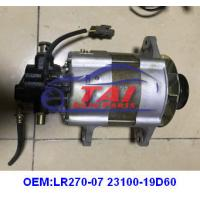 Buy cheap LR270-07 23100-19D60 Nissan Engine Parts Starter Motor 24V 70A For FD46 FD46T product