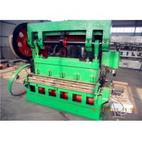 China Heavy Gauge Expanded Metal Lath Machine , Expanded Mesh Machine 4.0kw Power on sale