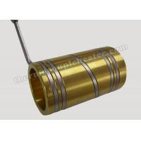 Buy cheap Professional Copper Hot Runner Heaters Coil 1000mm Lead Wire Length product