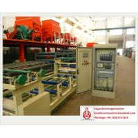 China EPS Sandwich Panel Machine, High Temperature High Pressure Wall Panel Roll Forming Machine on sale