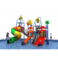 Buy cheap Plastic 2.75mm Garden Water Play Equipment For 2-15 Years Age product