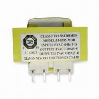 Buy cheap Power Transformer with Several-team Output, 115V AC/60Hz Input Voltage and 20W Maximum Output Power product