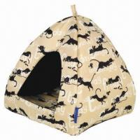Buy cheap Cat Tent, with Pyramid Shape product