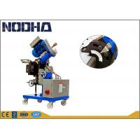 Buy cheap GMMA-60S Metal Plate Edge Milling Machine For 8 TO 40 Mm Thick product