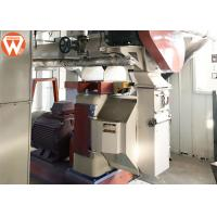 Buy cheap Large Capacity Animal Feed Production Line For Chicken Pig Sheep Low Noise product