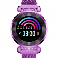 China Color Screen IP67 Blood Pressure Smart Watch on sale