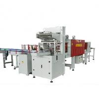 Buy cheap Automatic Shrink Film Wrapping Machine 0.6-0.8Mpa Operation Pressure For Bottle product